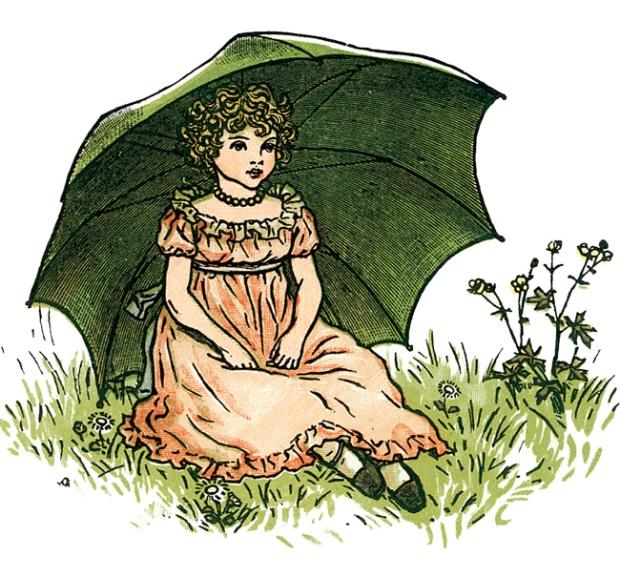 childunderembrella