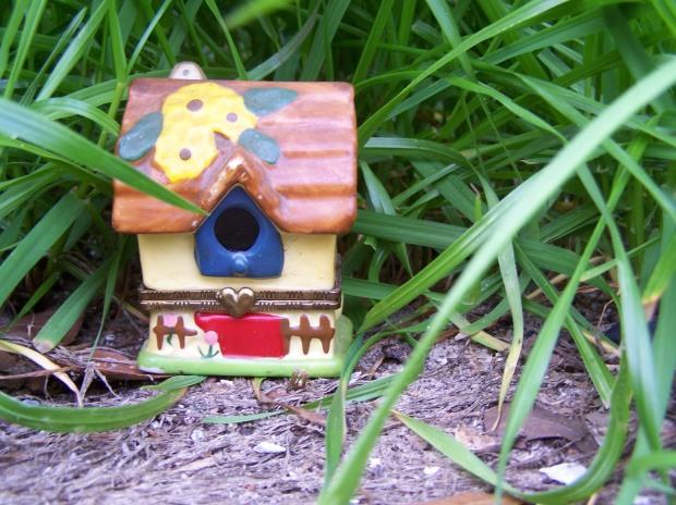 Fairy house box