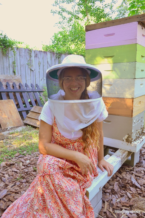 A Honeybee Birthday!